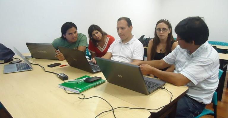 ¡Viajamos a Lima, Perú, a dictar un Seminario de Métodos de Investigación Digital!