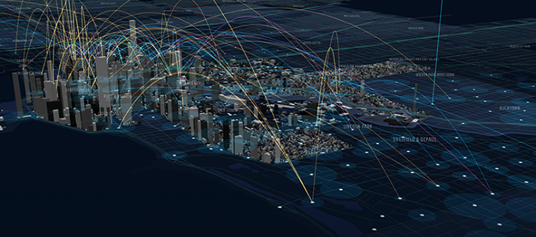 Teórico 1. La ciudad invisible: digitalización de las ciudades.
