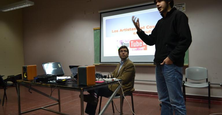 No-teórico 13: Más presentaciones de proyectos de (no)alumnos