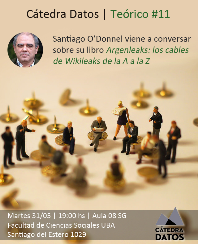 Flyer Santiago O Donnel