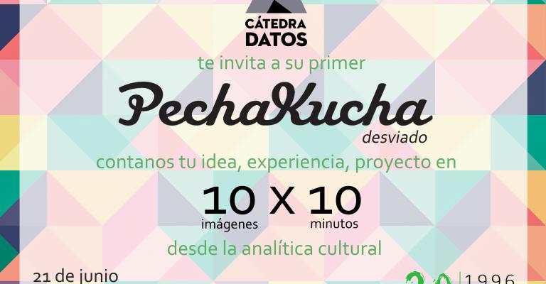 Flyer convocatoria Pecha Kucha