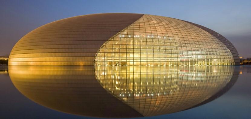 Gran teatro nacional de China