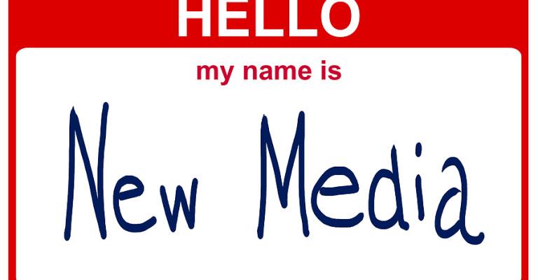 Próximo teórico: ¿Qué son los nuevos medios?
